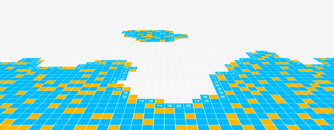 A Few Billion Square Tiles/