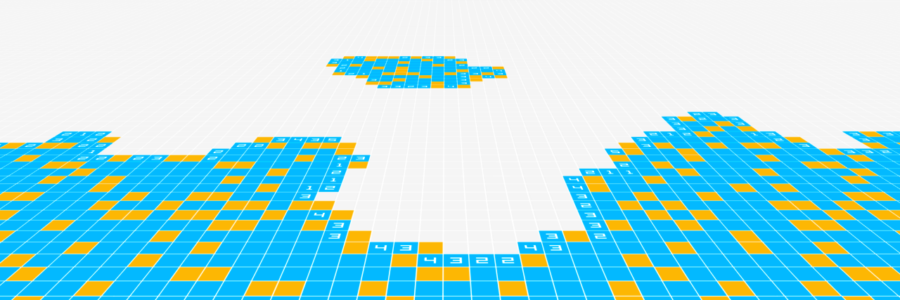 A Few Billion Square Tiles